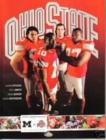 2006 Ohio State vs Michigan game program