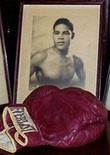 Joe Louis boxing gloves from 1936 fight with Max Schmeling will be donated to Smithsonian