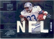 Absolute Memorabilia Tony Dorsett football card