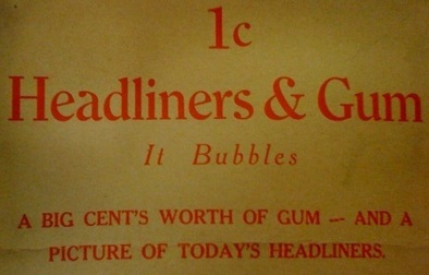 Headliners and Gum box top