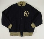 Lou Gehrig warmup jacket