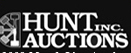 Hunt Auctions logo