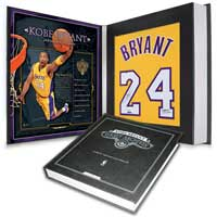 First line of #24 Kobe Bryant autographs