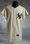 1960 Mickey Mantle game-worn jersey sold for over 0,000