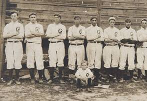 1908 Greenville Spinners photo