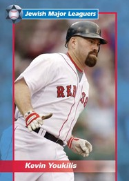 2009 Jewish Major Leaguers Kevin Youkilis
