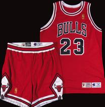 eashjk Game Worn Jordan Jerseys Part of Charity Auction