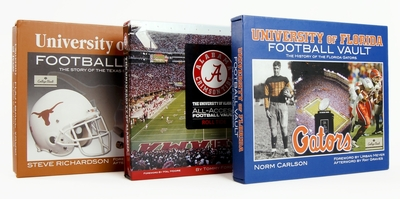 College Football Vault Books