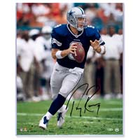 Tony Romo autographed photo