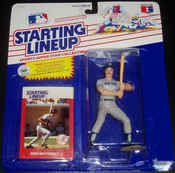 Don Mattingly Starting Lineup