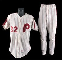 1972 Steve Carlton uniform