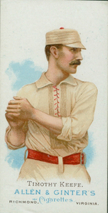 Allen & Ginter Tim Keefe