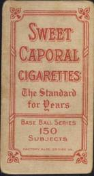 Sweet Caporal back on T206 Honus Wagner (SGC 40)
