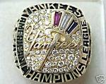 2003 Yankees championship series ring sold on eBay