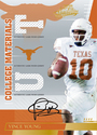 Vince Young jersey card